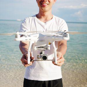 Drono Pilotavimo Bei Filmavimo Kursai Naujokams