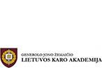 generolo jono žemaičio lietuvos karo akademija logo mazas