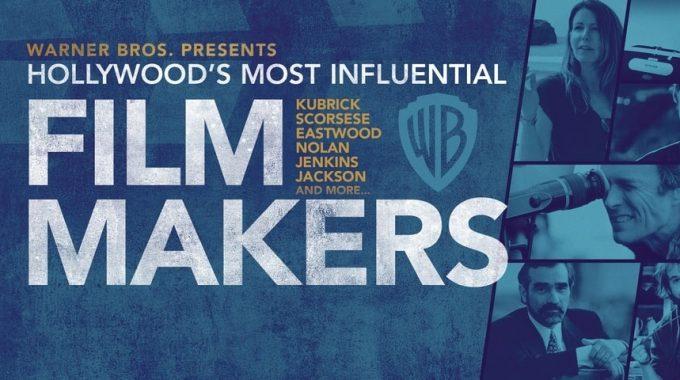 Warner Bros. Pristato Dokumentinį Serialą Apie Kino Kūrėjus